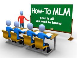 Основы МЛМ и личный опыт в МЛМ
