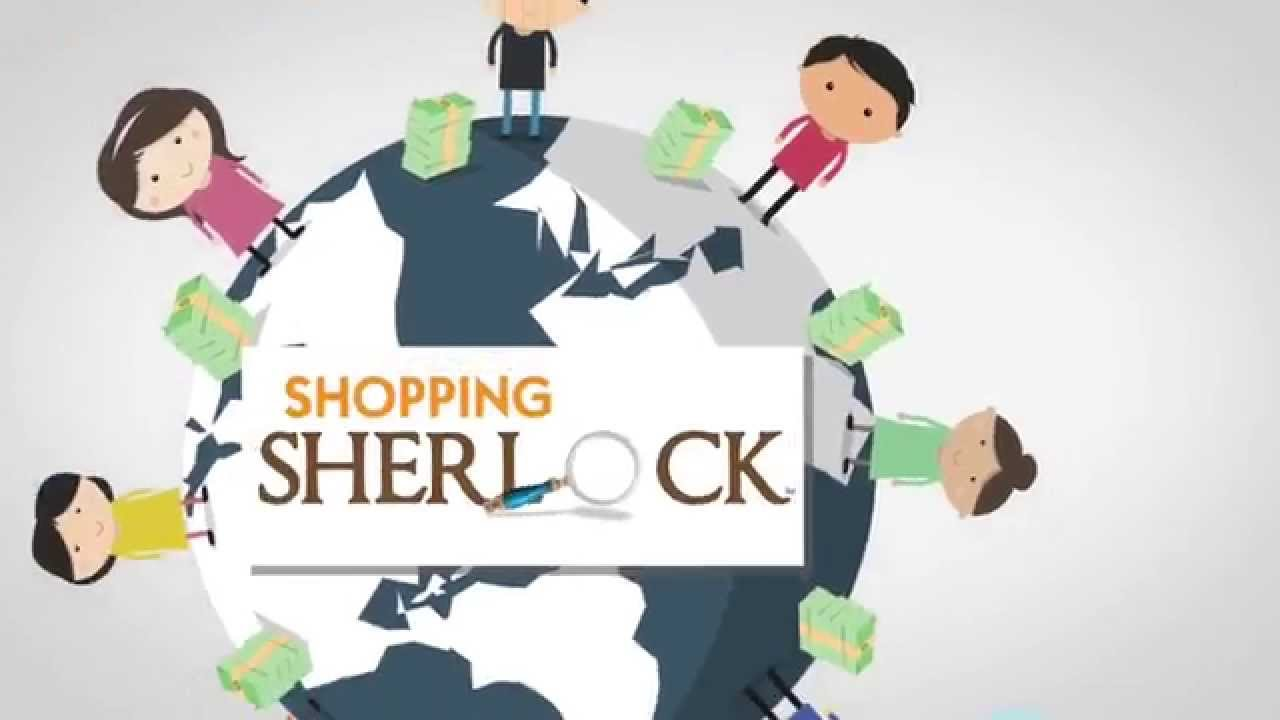 Shopping Sherlock